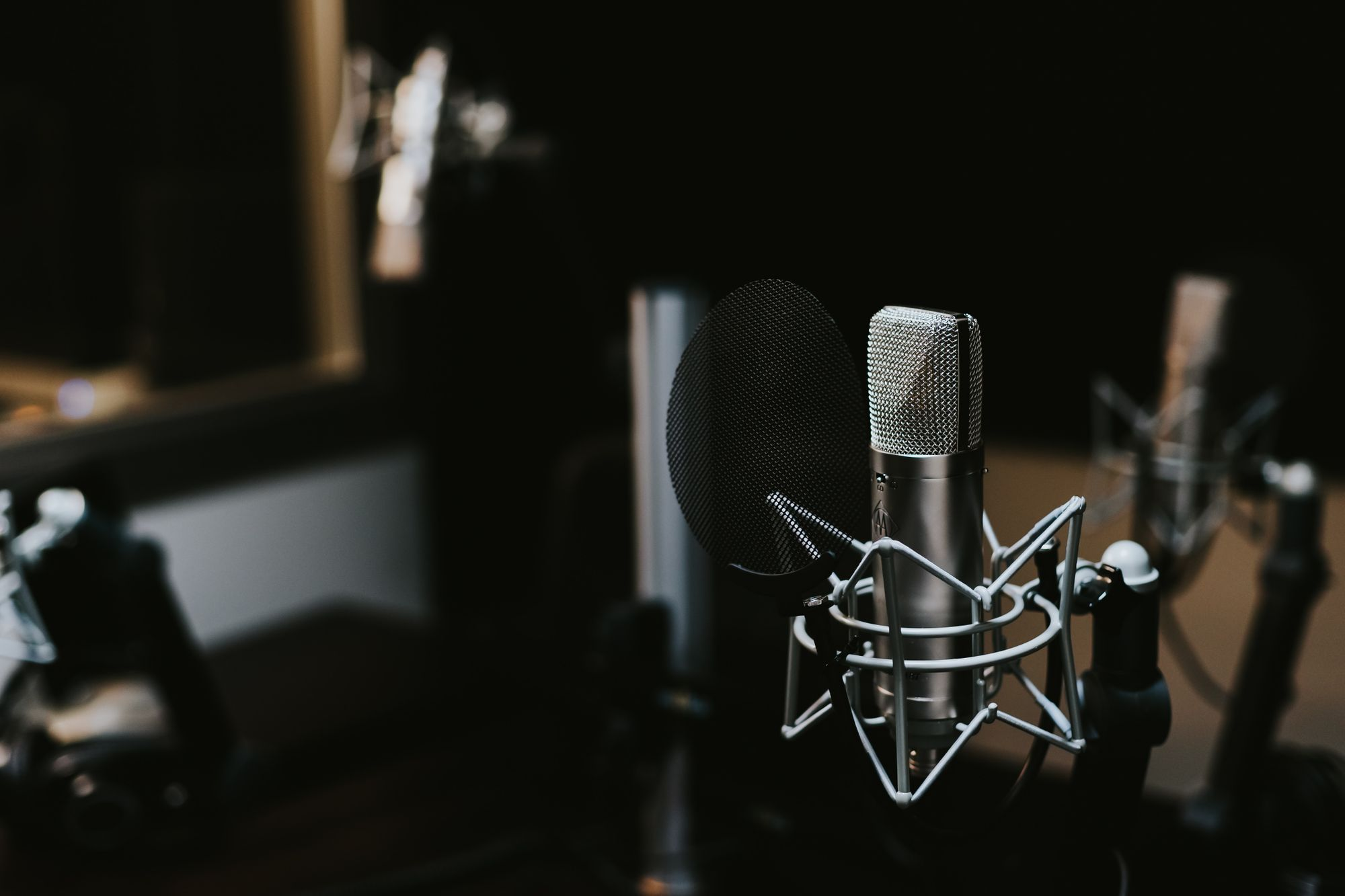 All the Gear You Need to Get Started Podcasting