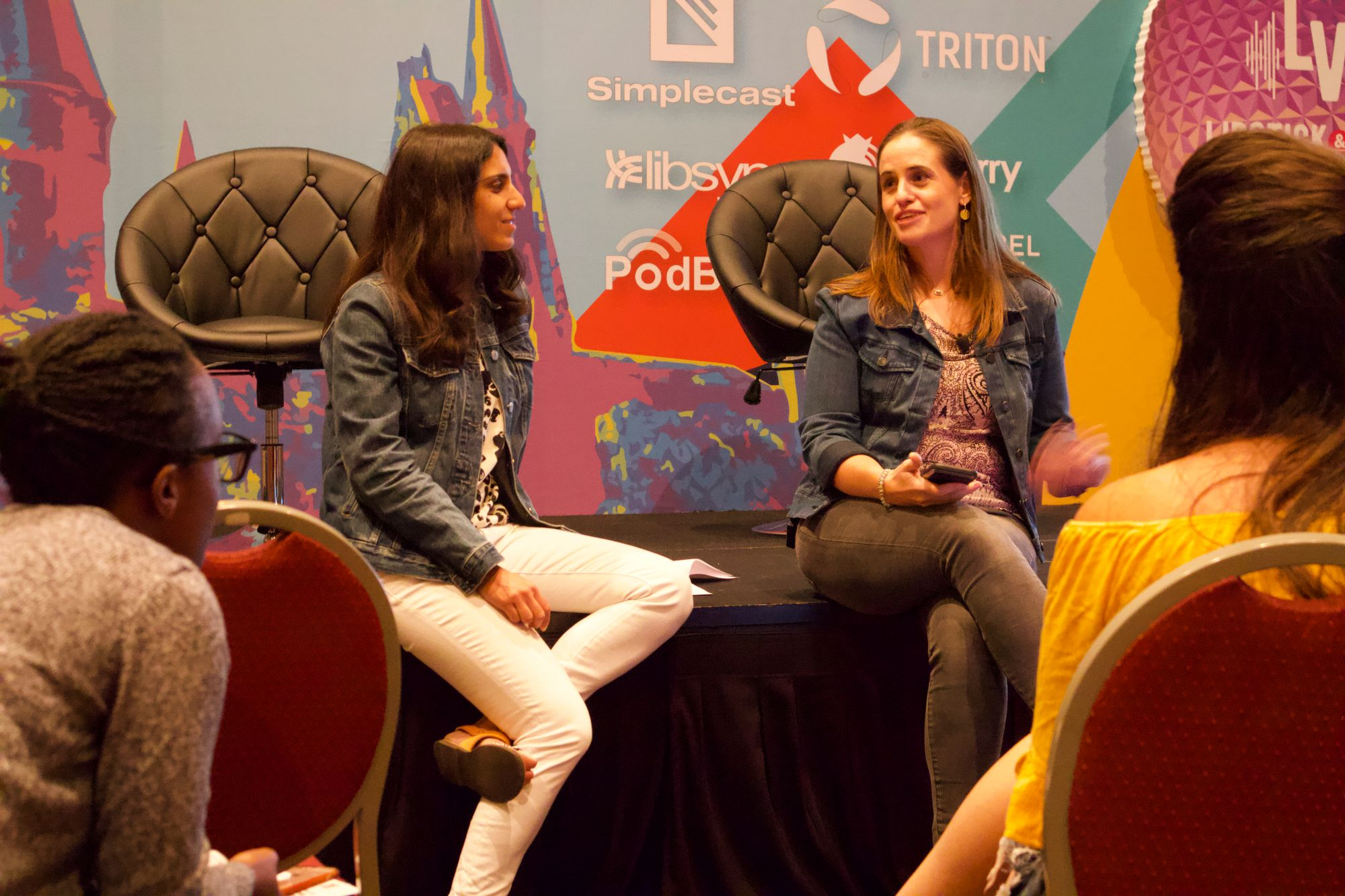 4 Takeaways from PM19's Podcasting Wage Gap Breakout Session